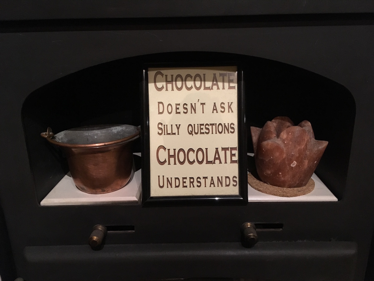 ChocolateUnderstands sm - ICE: Bitterschokolade